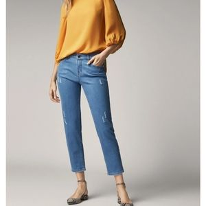 Massimo dutti relaxed fit jeans high rise
